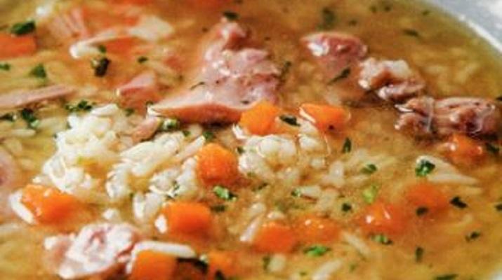 Canja Le Potage Du Cap Vert - Recette cap cuisine